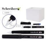 Ручка перьевая SCHREIBER, 0,5 мм, цвет корпуса ассорти (S 8888)