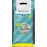 Салфетки для монитора DEFENDER OPTIMA CLN, чистящие, 20 шт/уп  (151960) (30202)