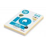 Бумага IQ COLOR MIX A4 250л/пач 80 гр 5 цветов тренд (IQ-80-RB03) (166900)